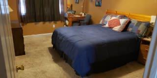 Photo of Sue's room