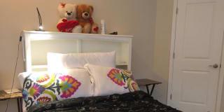 Photo of Romaisa's room
