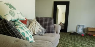 Photo of P's room
