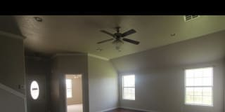Photo of Aaliyah's room