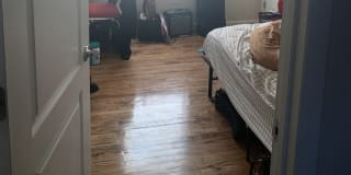Photo of Nicolaus's room