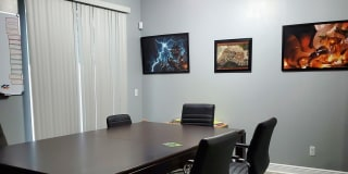 Photo of Marc's room