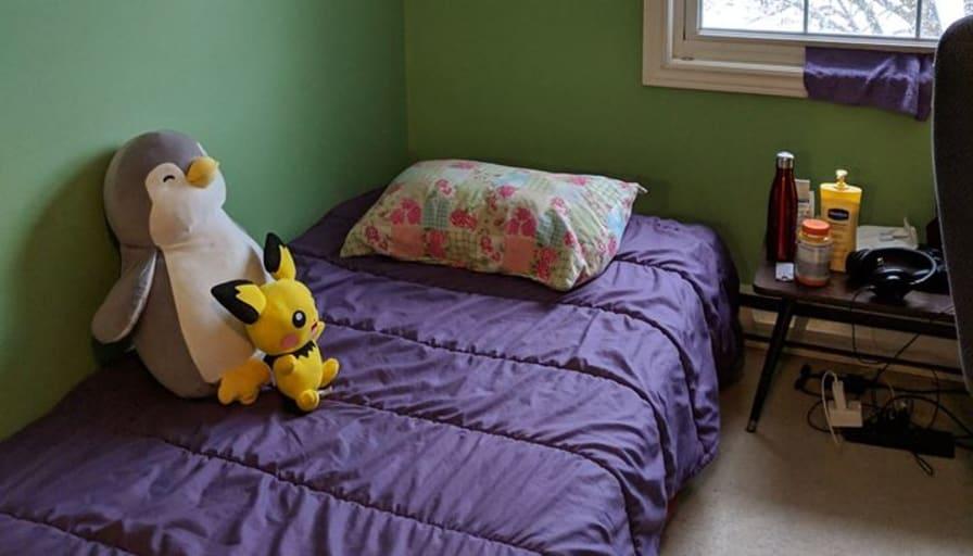 Photo of Larissa's room