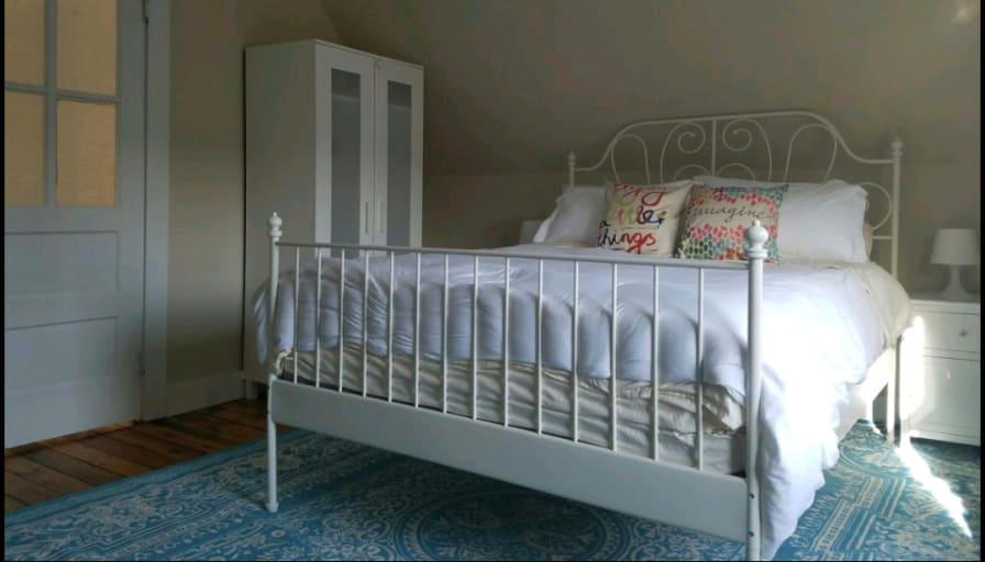 Photo of Ofelia's room