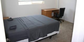 Photo of Harry's room