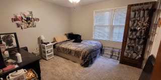 Photo of Christopher's room