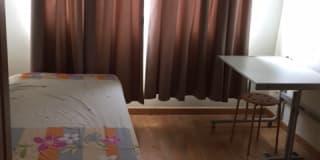 Photo of Albert Soh's room