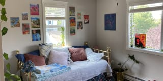 Photo of Valeria's room