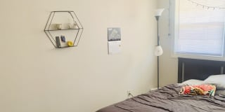 Photo of Meredith's room