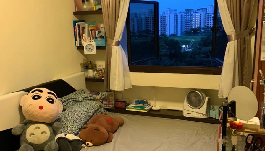 Photo of Jett Ryan's room