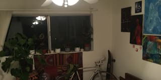 Photo of Maritza's room