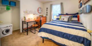 Photo of Mallary's room