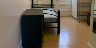Photo of J-F's room