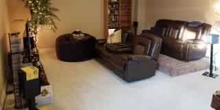 Photo of Joe Morian's room