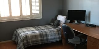 Photo of Charles's room