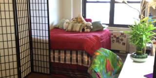 Photo of Patricia Barrack Goz's room