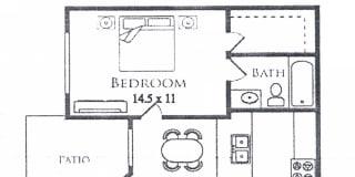 Photo of Dru's room