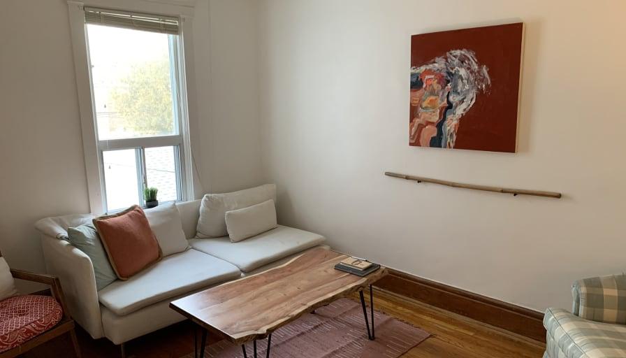 Photo of Mussavir's room