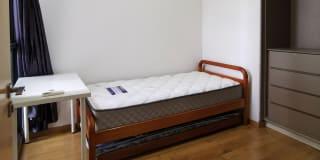Photo of Cassandra's room