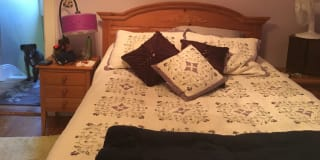 Photo of Joanne Kenny's room