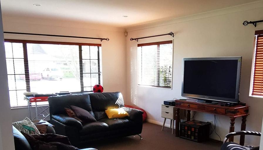 Photo of Micaela's room