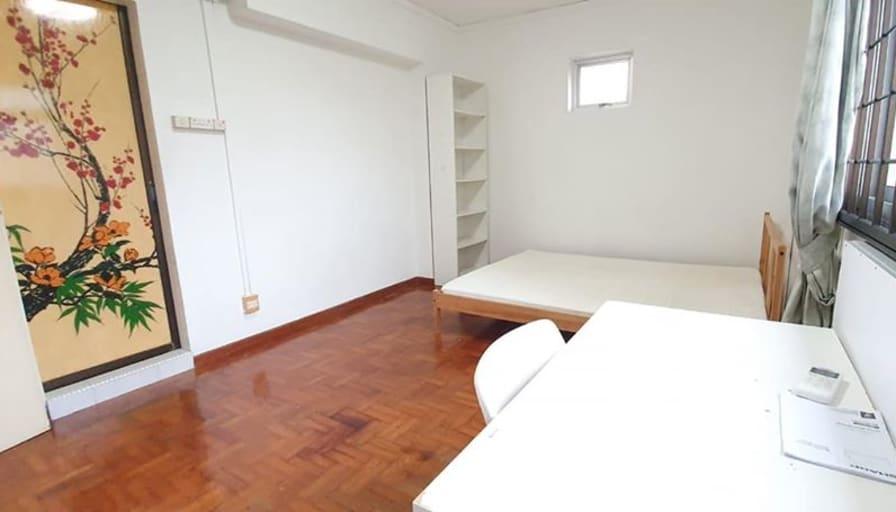 Photo of susana's room