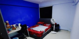 Photo of Vera Wu's room