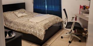 Photo of Mario Bruno's room