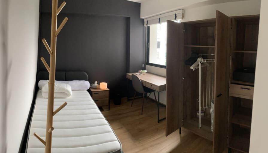 Photo of Tetsuya's room