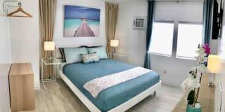 Photo of Marc de Alva's room
