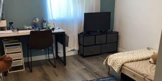 Photo of Tess's room