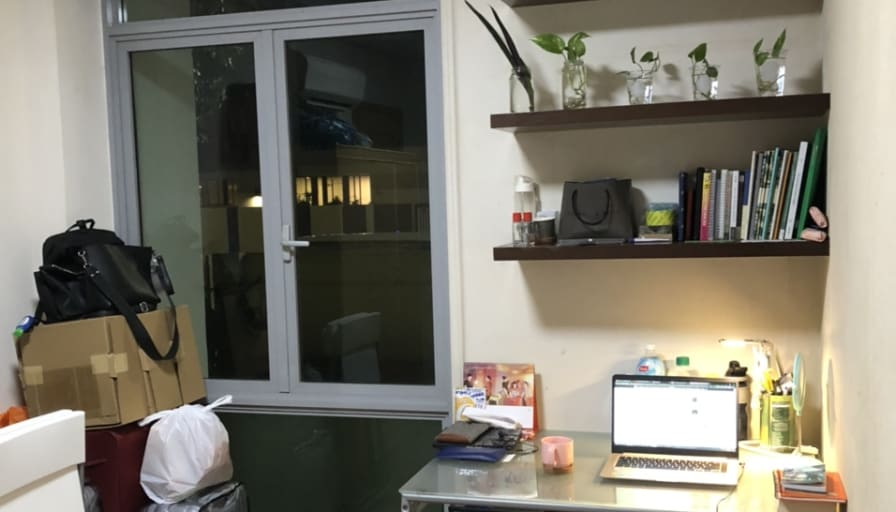Photo of Phuong's room