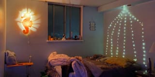 Photo of Khushi's room