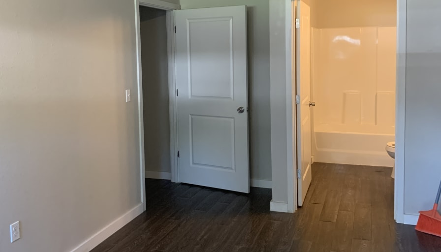 Photo of Hulen's room