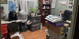 Photo of Humberto's room