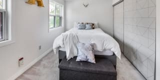 Photo of Kamarali's room