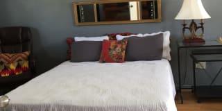 Photo of Margaret (Peg)'s room