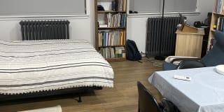 Photo of Reuben's room