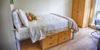 Photo of Amina's room