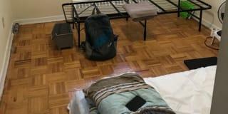 Photo of Syeda's room