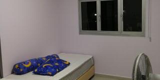 Photo of Weizhi's room