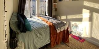 Photo of Celestine Snell's room