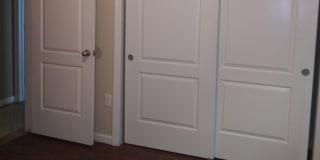 Photo of Larbi's room
