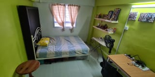 Photo of Ganesh's room