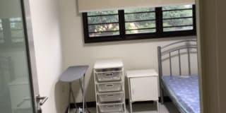 Photo of Brandon Wong's room