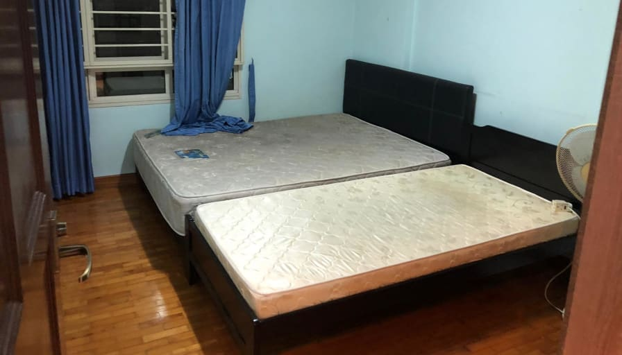 Photo of Agilan's room