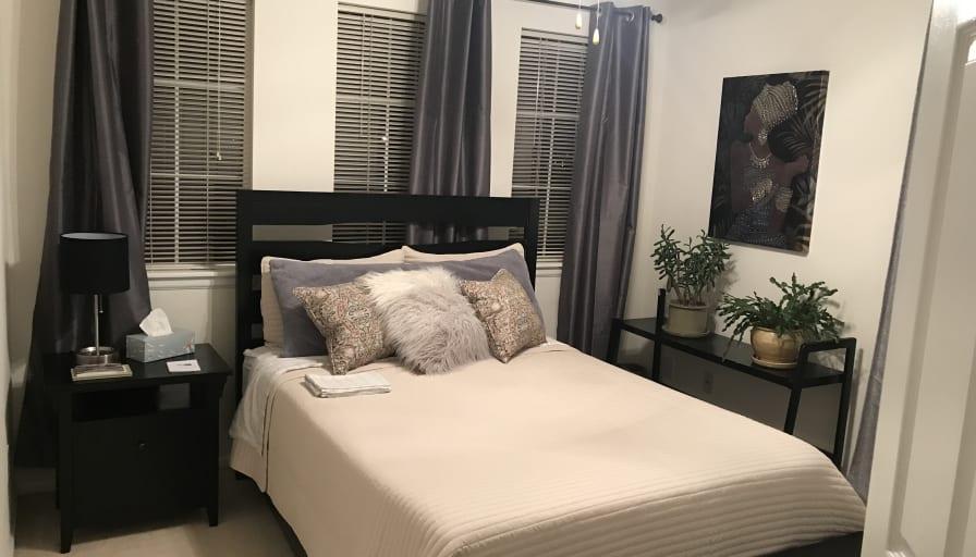 Photo of Cecilia's room