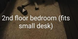 Photo of Matthew's room