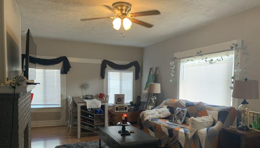 Photo of Jessica's room