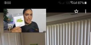 Photo of eugenie's room
